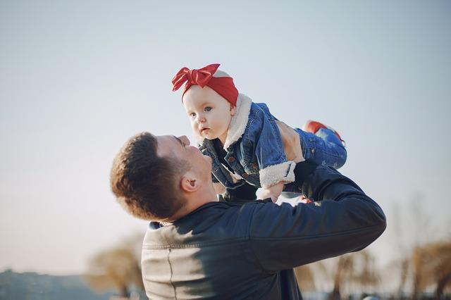パパと子供