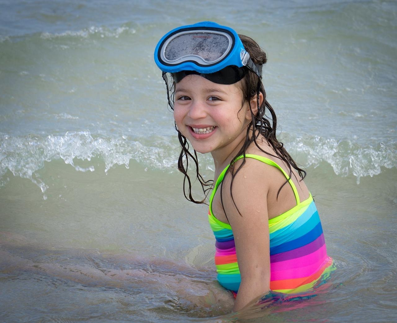 小学生の夏休みのイメージ