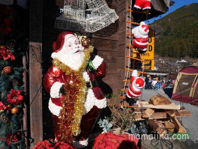 ケニーズ・ファミリー・ビレッジのクリスマス