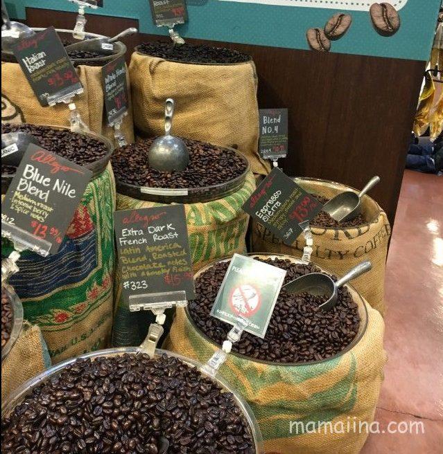 ホールフーズ 量り売り コーヒー豆