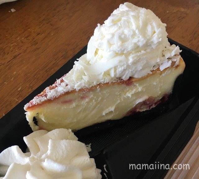 チーズケーキファクトリー@ハワイワイキキのおすすめメニュー チーズケーキ 持ち帰り