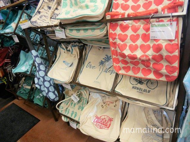 ホールフーズマーケット ハワイのお土産 エコバッグ