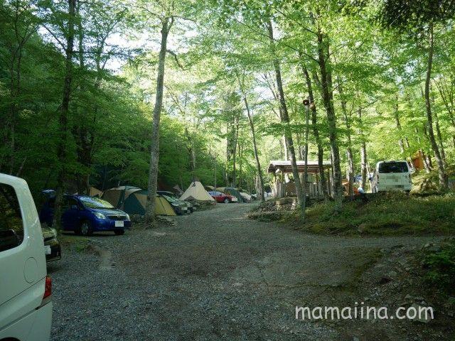 道志のキャンプ場 「センタービレッジキャンプ場」