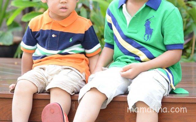 ハワイのワイケレアウトレット 子供服 ポロラルフローレン