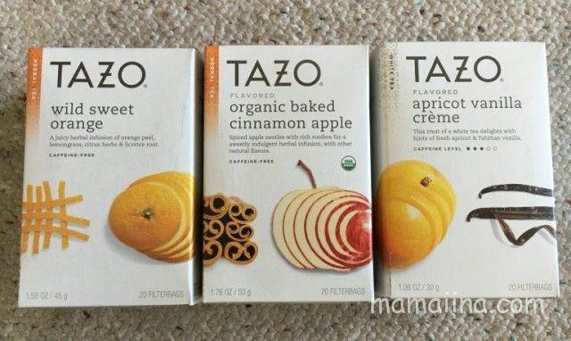 ホールフーズマーケット ハワイのお土産 おすすめ TAZO tea