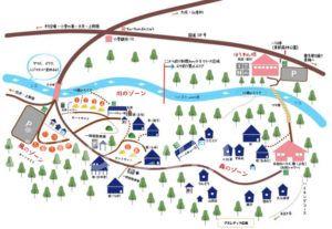 ほうれん坊の森 口コミ 施設マップ