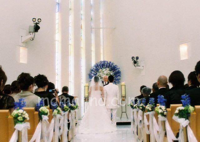 結婚記念写真