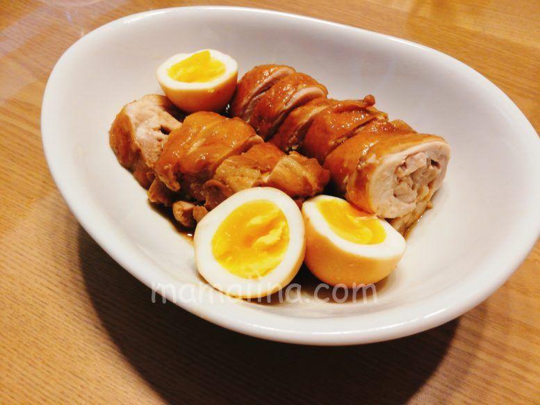 さくらどりもも肉で簡単鶏チャーシューレシピ