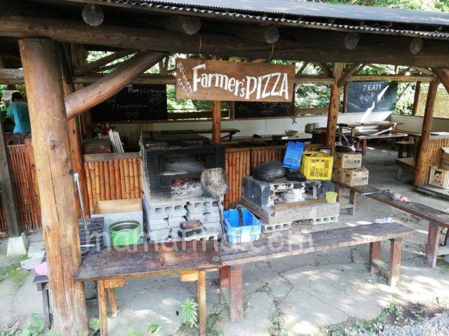 グリーンパークふきわれ ピザ作り体験