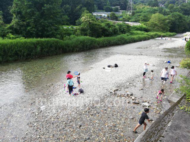 グリーンパークふきわれ 川遊び 釣り 口コミ
