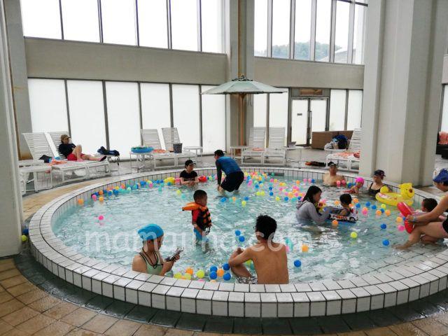 星野リゾートトマム ミナミナビーチ 赤ちゃんプール