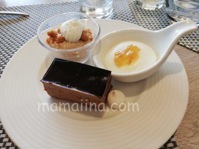 クラブメッドトマムの食事 デザート