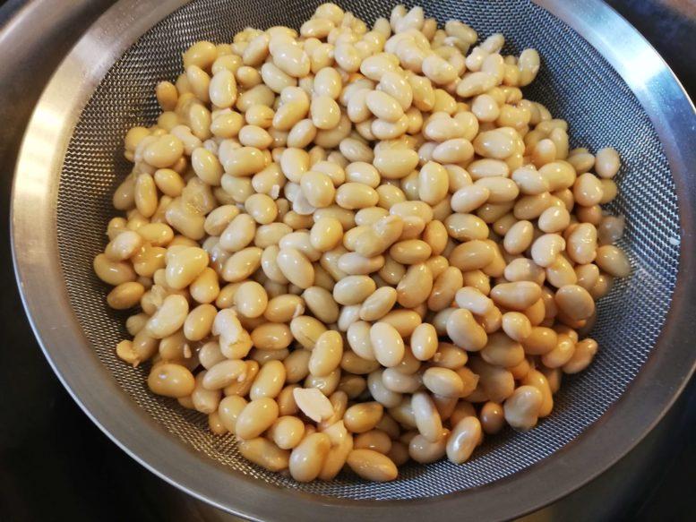 いきいきペールで味噌作り